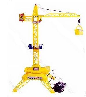 塔吊实训模型-北京中育联合教学设备