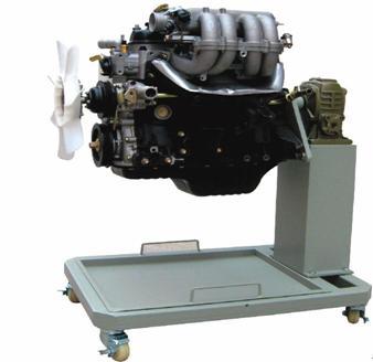 产品展示--[自动变速箱附拆装翻转架(丰田a340e)(可选各型号发动机)]